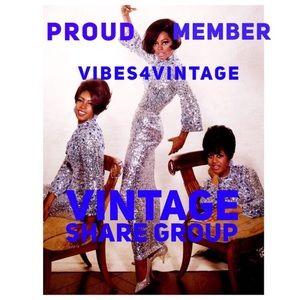 Vintage is Supreme!